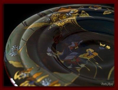 13 - Rozenburg Art Nouveau Plateel