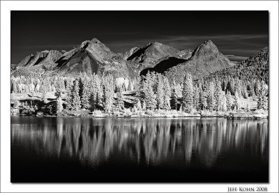 Suan Juan Mountains Infrared Photo Gallery