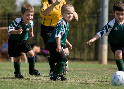 Pumkins and Soccer Balls