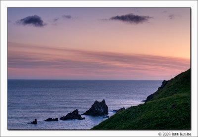 Oregon Coast Color Image Gallery