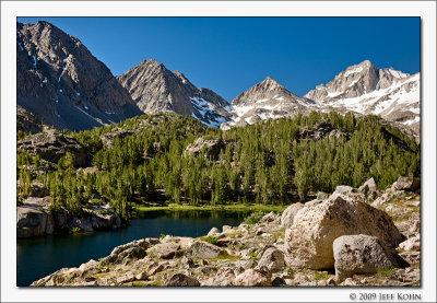 Eastern Sierra - Bishop Area