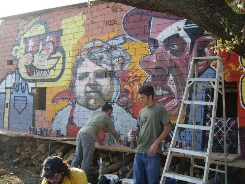els grafiterus