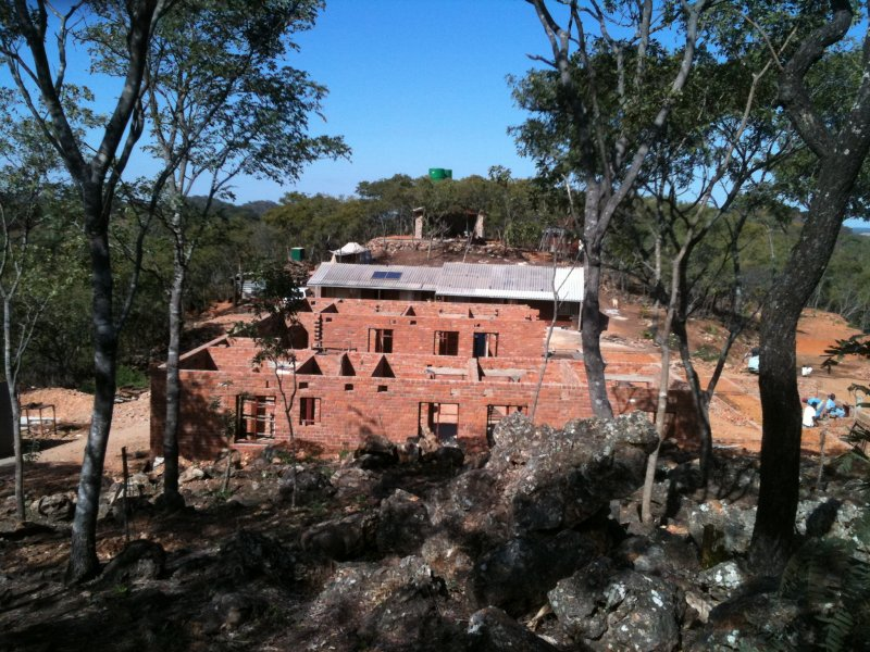Maraichitubu Forgiveness and Reconciliation Centre under construction