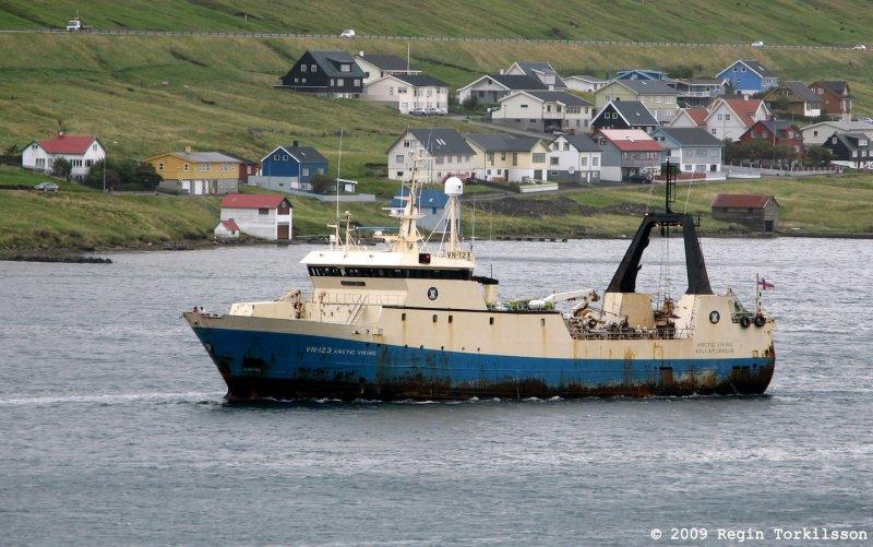 Arctic Viking VN 123
