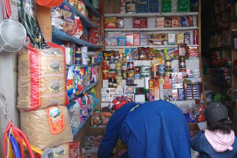 Karakorum market