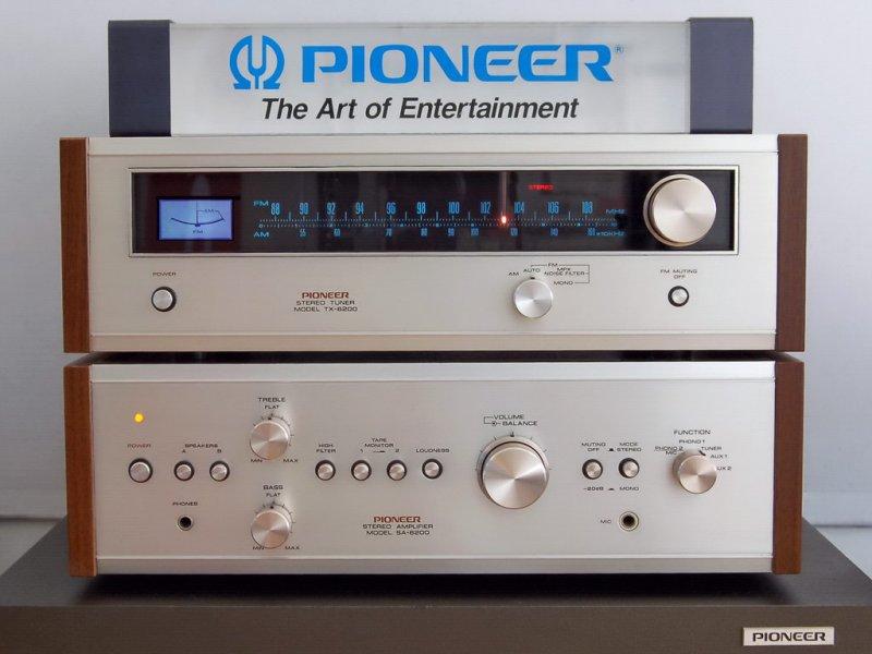 Pioneer SA-6200 TX-6200