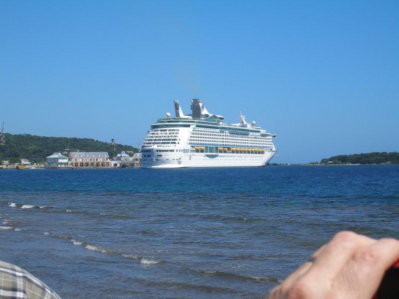 Our Ship.