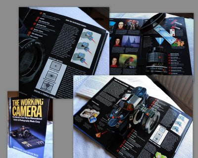 The Working Camera by John Hedgecoe and Ron Van Der Meer
