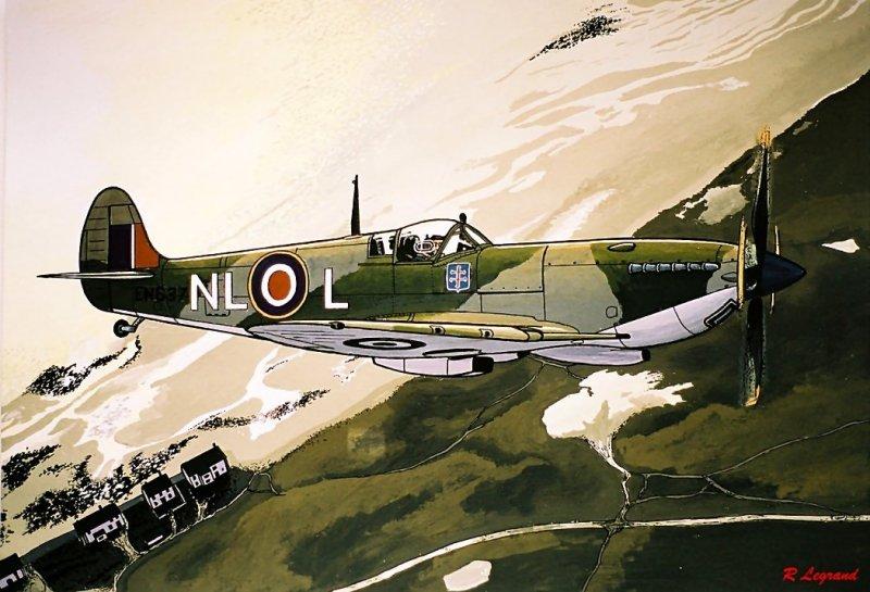 Supermarine Spitfire MK IX C