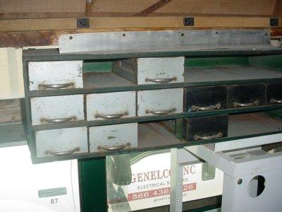 work drawers