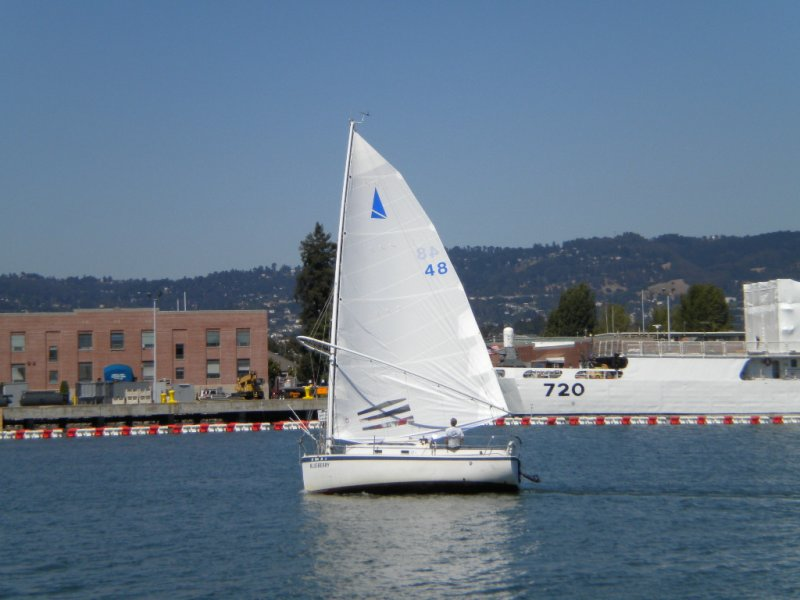 powered by PINEAPPLE Sails