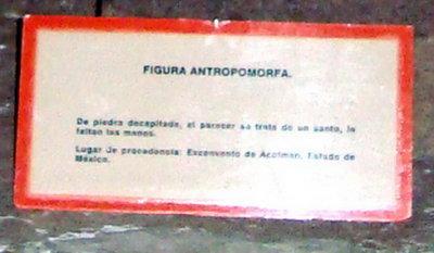 Figura Antropomorfa