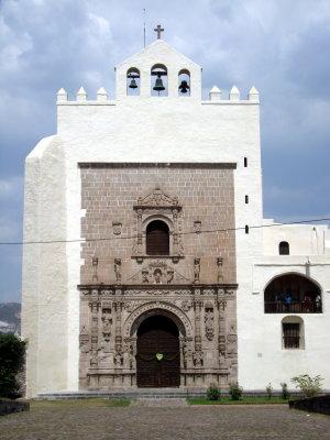 Ex-convento de San Agustin, Acolman