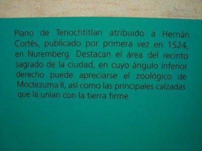 Plano de Tenochtitlan