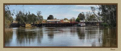 Port of Echuca historic wharf