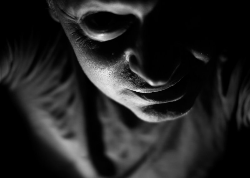November 8 2010:<br> Dark Light Man