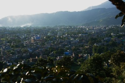 Pokhara overview