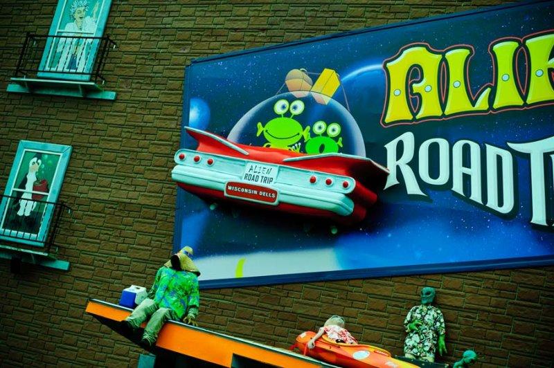 alien road trip