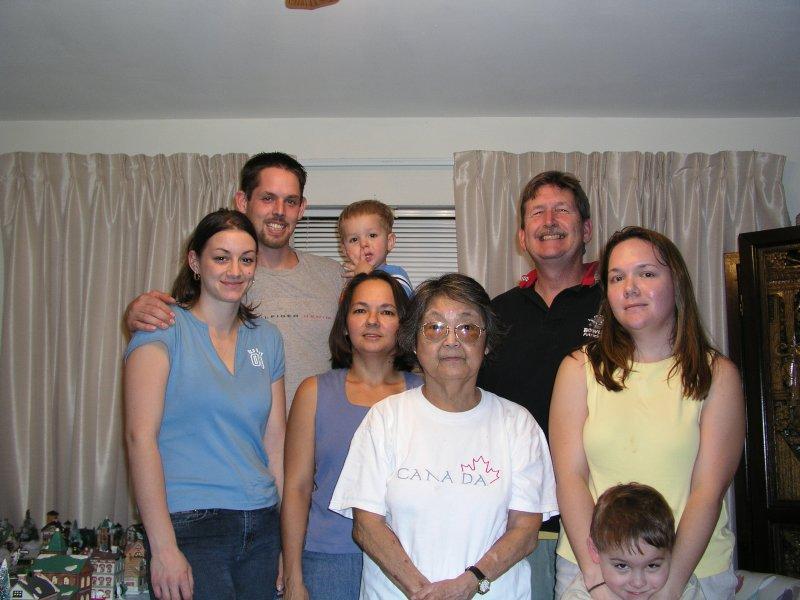The Jellison Family