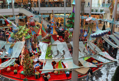 Christmas at Mall at Millenia