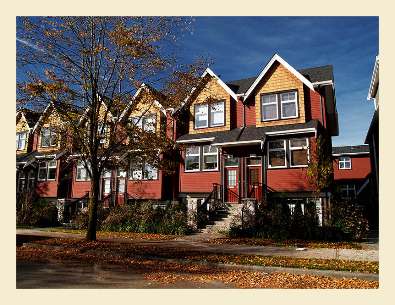Why are there no Row Houses in Vancouver? - SkyscraperPage Forum