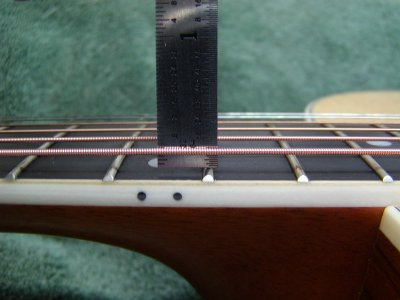 Does This Guitar Need A Neck Reset The Acoustic Guitar Forum