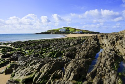 A View of Burgh Island