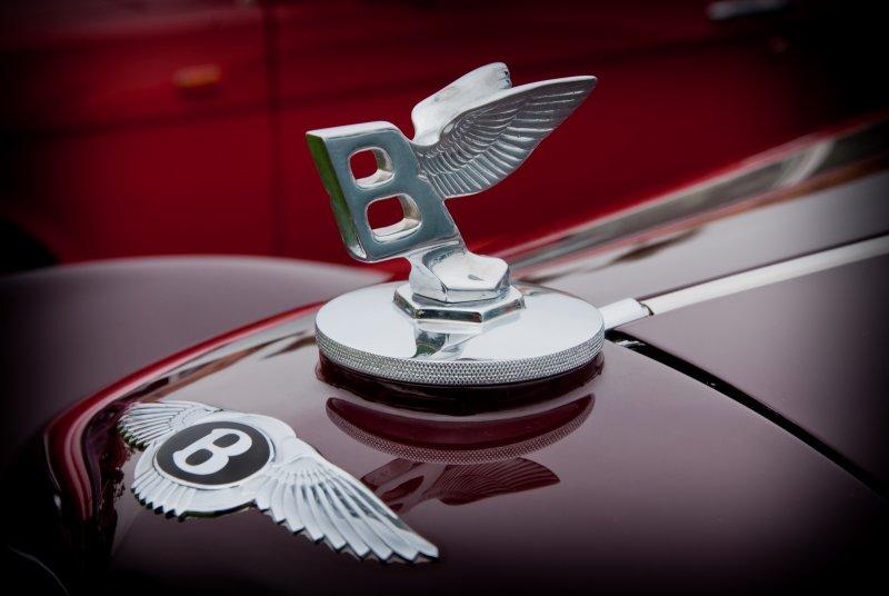 Bently Emblem