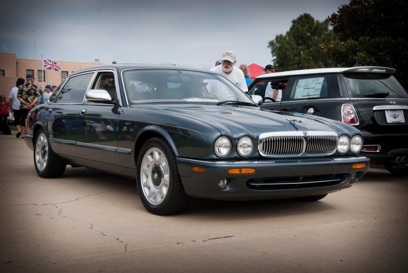 Winner's Parade – Jaguar