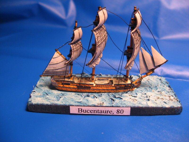 3rd Rate Bucentaure, 80