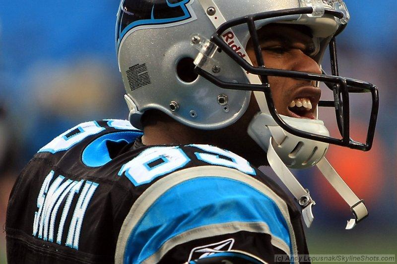 Carolina Panthers WR Steve Smith
