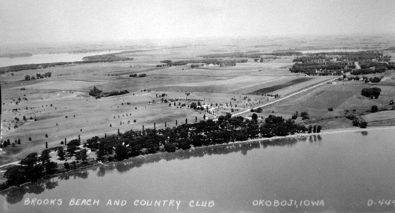 Brooks Beach and County Club