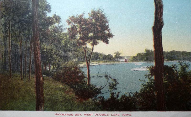 Haywards Bay 1913