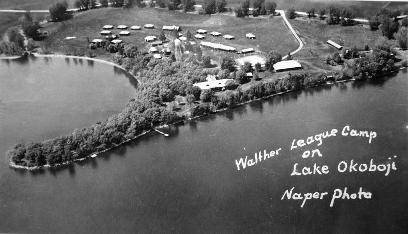 Walther League Camp 1948