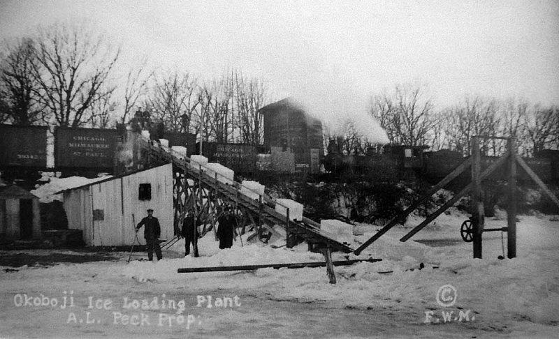 Ice Loading Plant