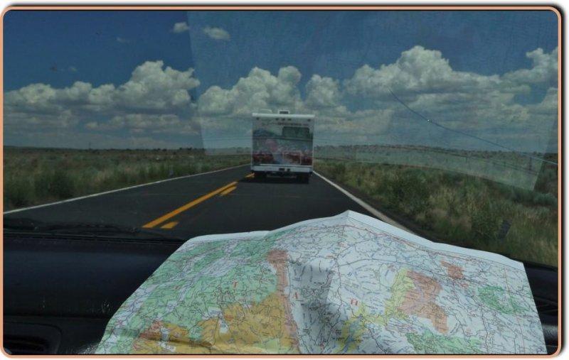 Along Highway 191