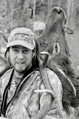 The Hunter and the Hunted- Bridger National Forest