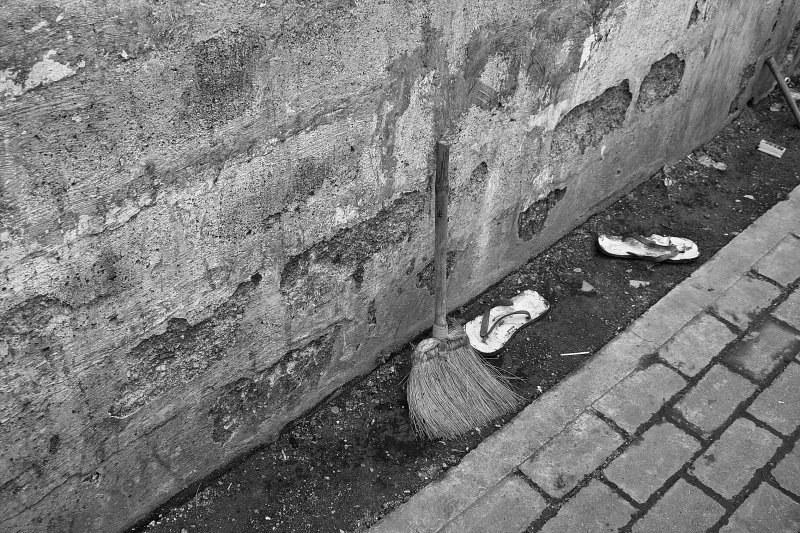 Broom and Slippers BW IM22.jpg