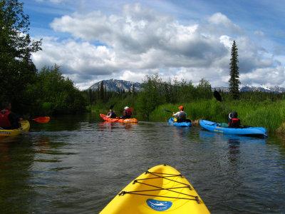 Byers Lake<BR>Alaska