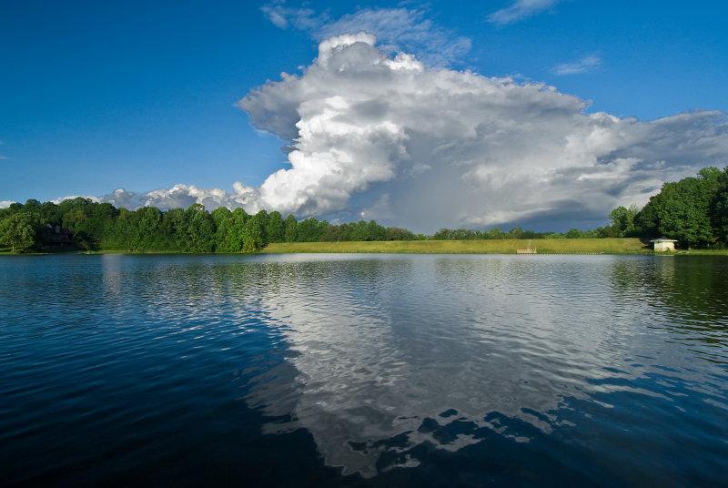 Lake Montclair Dam