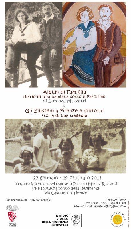 Locandina Firenze Mostra Lorenza Mazzetti