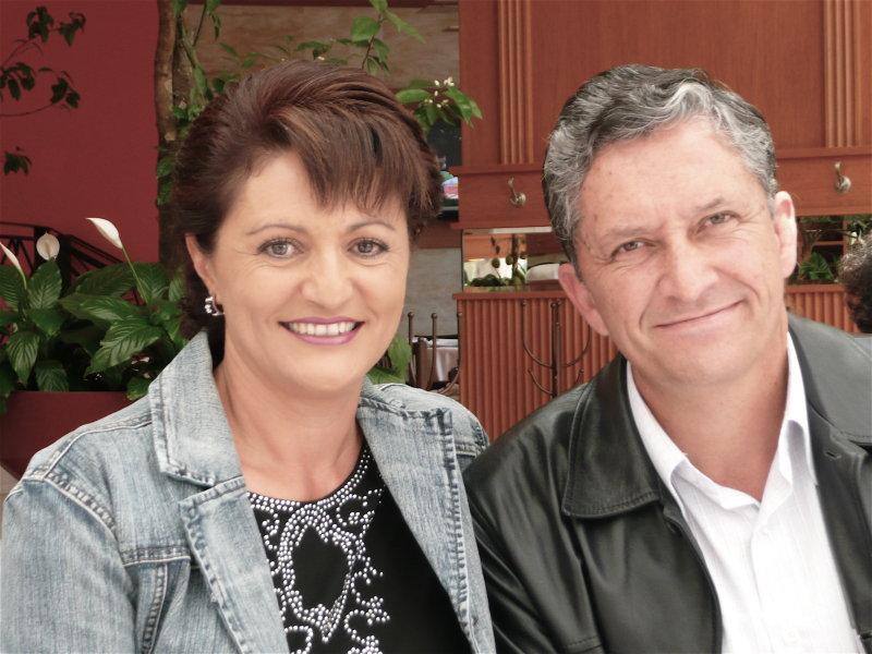 Pastors Erasmo and Myrna Gleason
