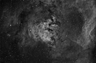 NGC-7822 alias Sharpless 171