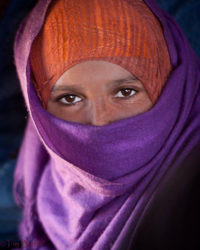 Sahara Girl