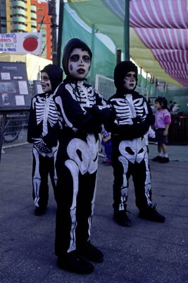 Chile, Iquique, November 1995