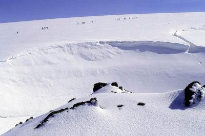 Iceland, Vatnajokull Glacier, August 1994