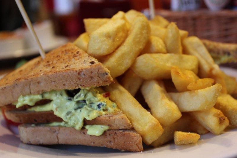 Sandwich (very delicious)