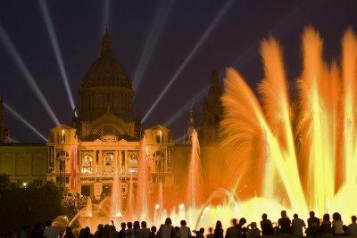 Barcelona<br>Magic Fountain