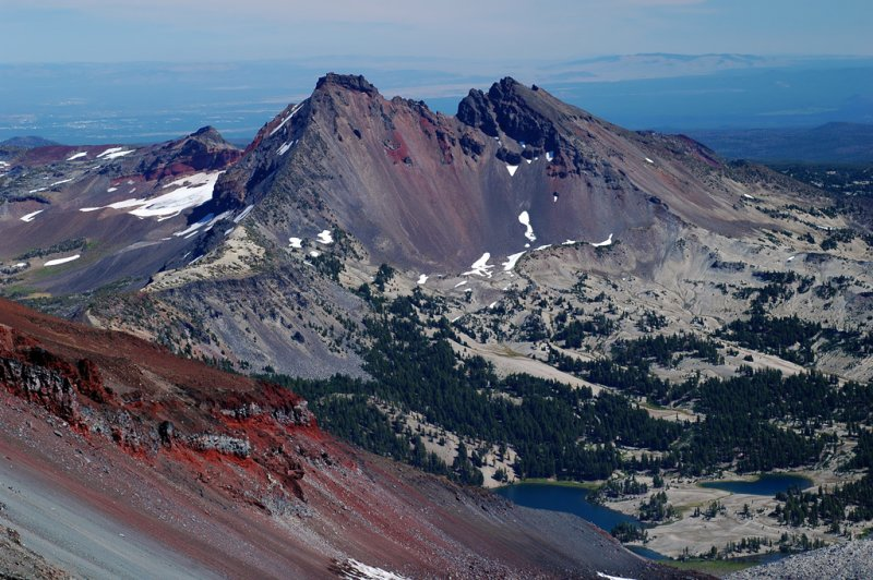 Broken Top from South Sister #3