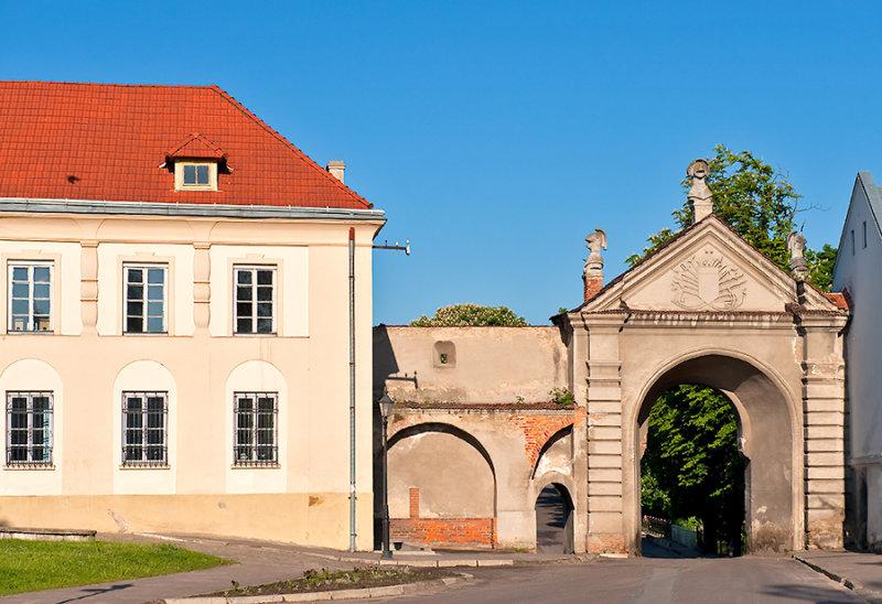Glinska Gate